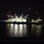 The O2 from the room I stayed in