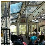 Incline Railway..Visted in April