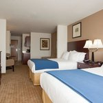 Holiday Inn Express Hotel & Suites Antigo Foto