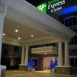 صورة فوتوغرافية لـ ‪Holiday Inn Express & Suites Omaha I-80‬