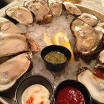 Oysters to Order in restaurant