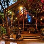 Boma Place Of Eating Restaurant Entrance