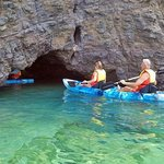 Kayak & Walk In Lanzarote