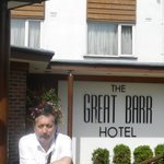 Foto van Great Barr Hotel