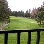 Second Floor golf course view