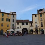 Lucca's main square