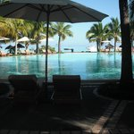 Foto de Beachcomber Paradis Hotel & Golf Club