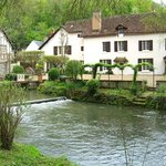The Moulin des Charmes