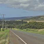 An upcountry view - Molokai is very rural