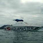 Foto de Aquamaster Dive Resort Pousada