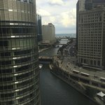 View from Langham Club