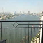 Beautiful view of the Nile