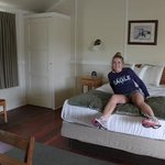 Photo de Mammoth Hot Springs Hotel & Cabins