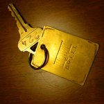 Original room keys