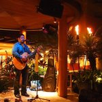 Nathan Aweau at Kani Ka Pila Grille, Outrigger Reef on the Beach