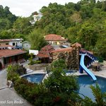San Bada slide pool & grounds