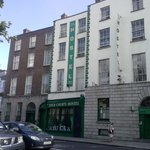 Foto van Four Courts Hostel