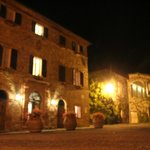 Romantic evening in Borgo San Felice