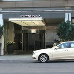 Hotel Crowne Plaza Berlin City Center Foto