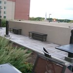 Roof Top Patio & Grill Area 2nd floor