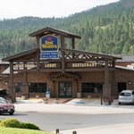 BEST WESTERN Golden Spike Inn & Suites Foto