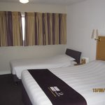 Foto de Premier Inn Edinburgh City - Haymarket