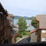 Lodge at Whitefish Lake resmi