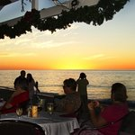 Sunset Dining and cocktails