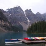 Foto van Moraine Lake Lodge