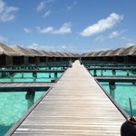 Ponton water villas