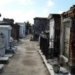 St. Louis Cemetery No. 1 Sept 5, 2014