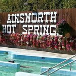 Φωτογραφία: Ainsworth Hot Springs Resort