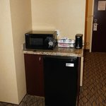 Foto de Holiday Inn Express and Suites Browning