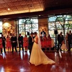 Glass Oaks Room reception