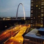 Hampton Inn - St. Louis Downtown at the Gateway Arch Foto