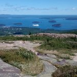 Acadia National Park - From Cadillac Mountain