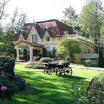 Old World Charm at Madrona Manor Inn