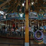 The Silver Beach Indoor Carousel