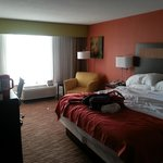 Foto van Holiday Inn Danbury-Bethel At I-84