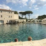 Φωτογραφία: Terme di Saturnia Spa & Golf Resort