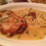 Chicken Special @ Valentino's Italian Restaurant, 323 U.S. 17 Business, Surfside Beach, SC