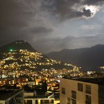 Lugano by night