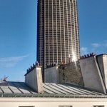 Vista do quarto 3 - tour montparnasse