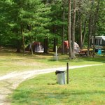 Whater and Electricity camp site
