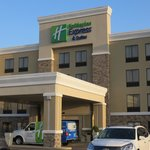 Foto van Holiday Inn Express Hotel & Suites Indianapolis W - Airport Area