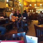 Live music at the Red Shoe Pub