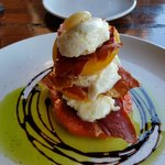 Caprese appetizer-don't miss this!