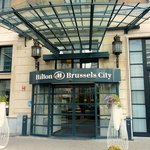 Foto van Hilton Brussels City