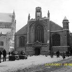 St. Michael Le Belfrey in Snow