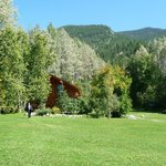 Foto de Blaeberry Mountain Lodge